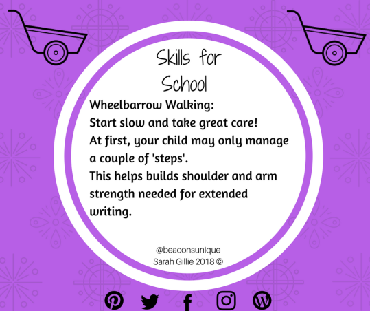 Copy of Copy of Skills for School Wheelbarrow