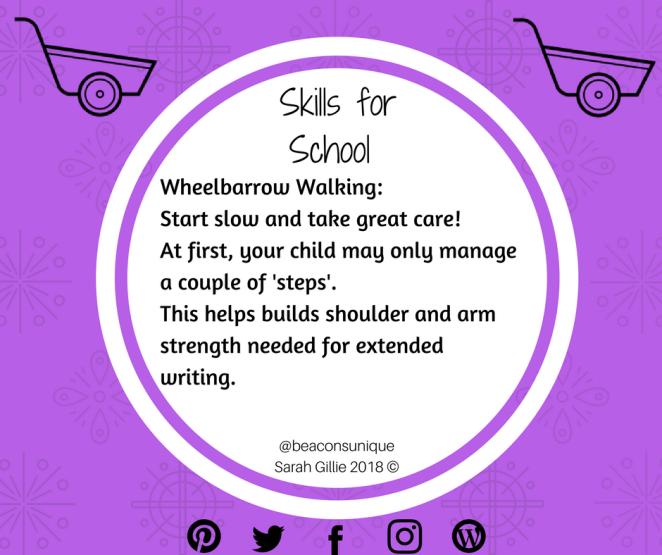 Copy of Copy of Skills for School Wheelbarrow