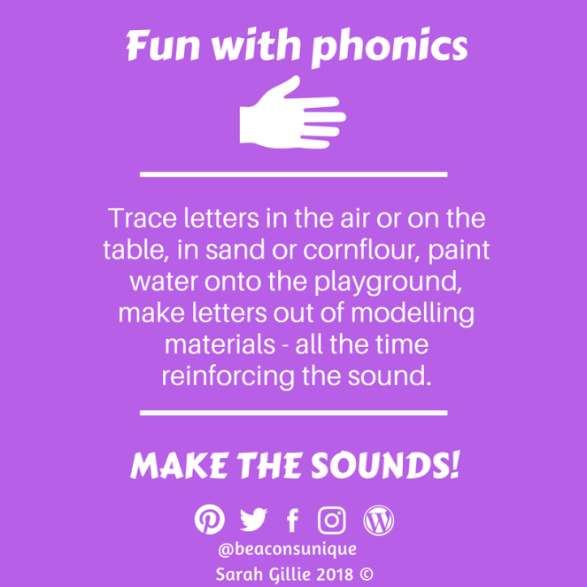 Make the Sounds