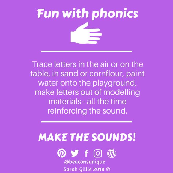 Make the Sounds