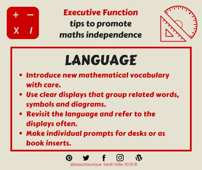 Math Language
