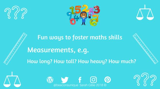 Maths measuring