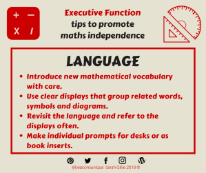 Math Language