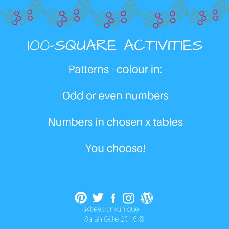 100 square ideas patterns