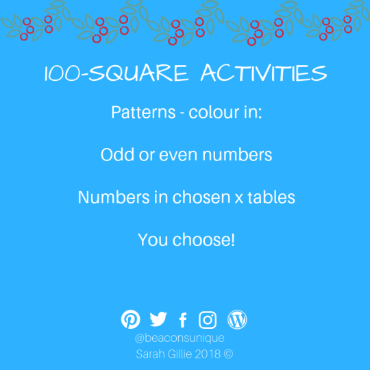 100 square ideas patterns